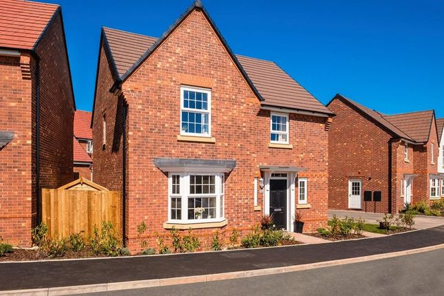 Thumbnail Detached house for sale in Birmingham Road, Bromsgrove