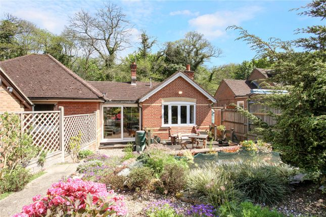 Thumbnail Semi-detached bungalow for sale in Woodlee Cottages, Callow Hill, Virginia Water, Surrey