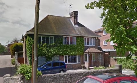 Thumbnail Detached house to rent in Manor Road, Worthing, West Sussex
