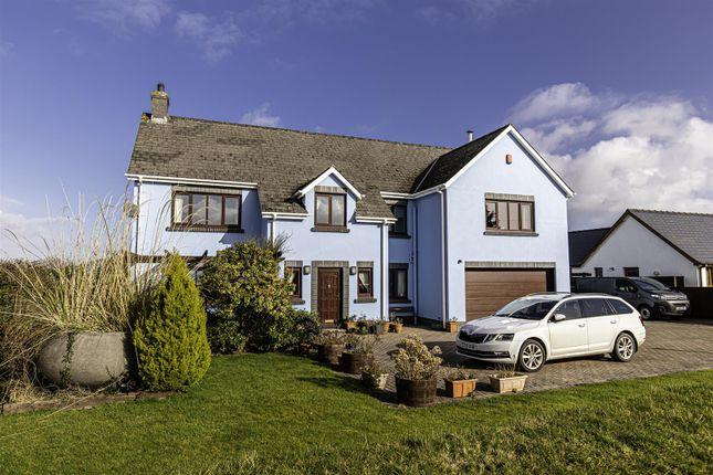 5 bed detached house for sale in Swn-Y-Gwynt, Ashdale Lane, Llangwm SA62