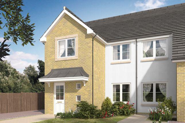 2 bedroom semi-detached house for sale in Ellerslie Drive, Kilmarnock, Ayrshire East