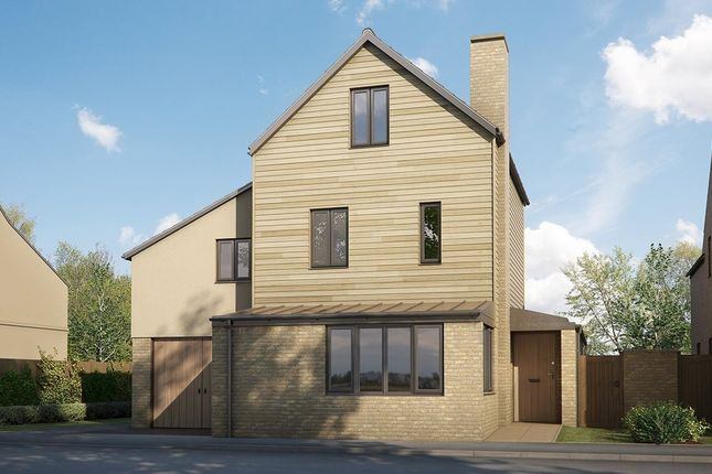 Thumbnail Detached house for sale in Sennitt Way, Stretham, Ely