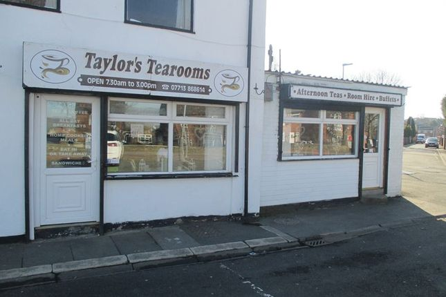 Restaurant/cafe for sale in Taylor's Tearooms, 1 Leybourne Hold, Birtley