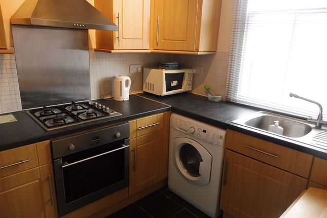 Thumbnail Flat to rent in Draper Street, Leicester