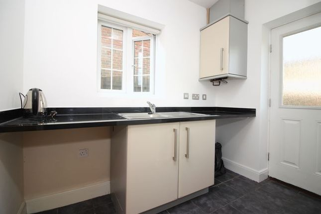 Utility Room of Clubhouse Close, Bamford, Rochdale OL11