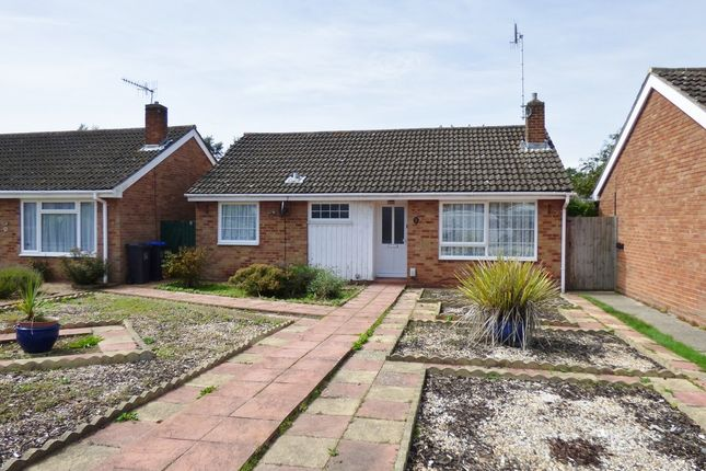 Thumbnail Detached bungalow for sale in Coleridge Road, Goring-By-Sea, Worthing