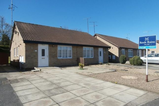 Thumbnail Bungalow to rent in Sutton Court Howdale Road, Hull