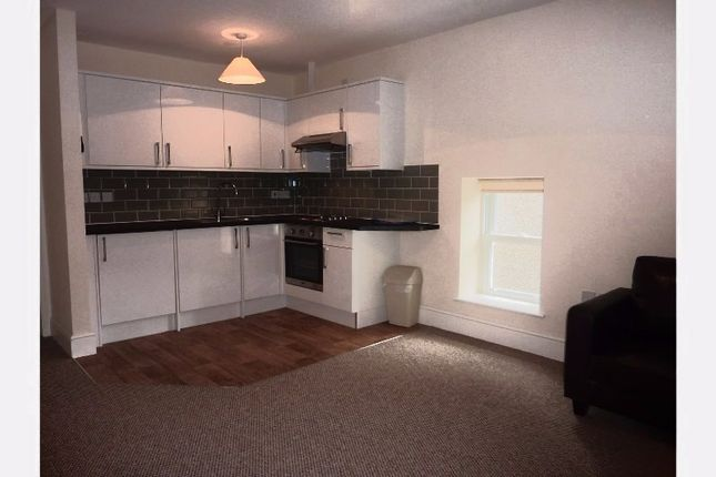 Thumbnail Flat to rent in High Street, Bangor