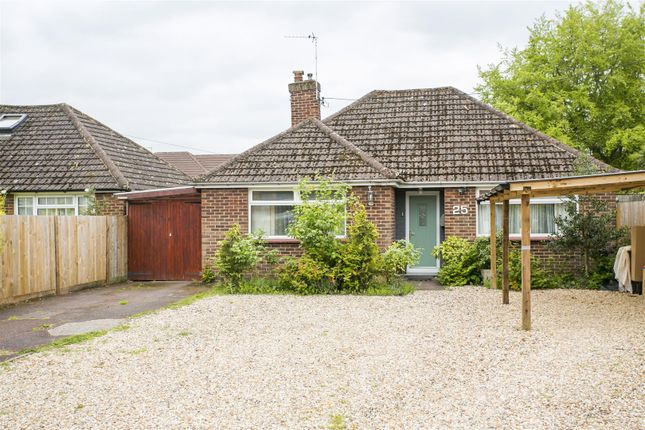 Thumbnail Bungalow for sale in Brook Road, Larkfield, Aylesford