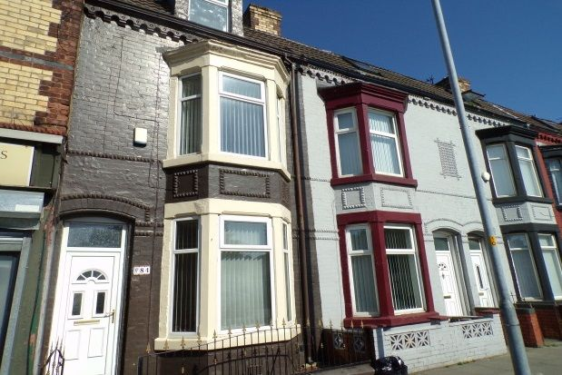 Thumbnail Terraced house to rent in Hawthorne Road, Bootle