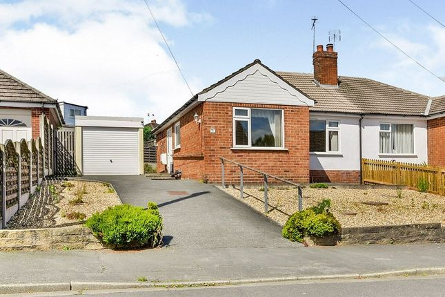 2 bed bungalow to rent in Surrey Road, Gawsworth, Macclesfield SK11