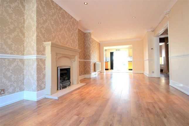 Thumbnail Terraced house to rent in Longview Way, Collier Row, Romford