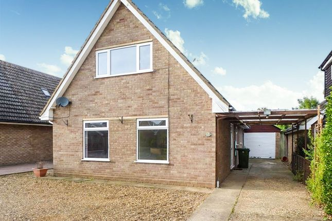 Thumbnail Detached bungalow for sale in Royden Way, Fleggburgh, Great Yarmouth
