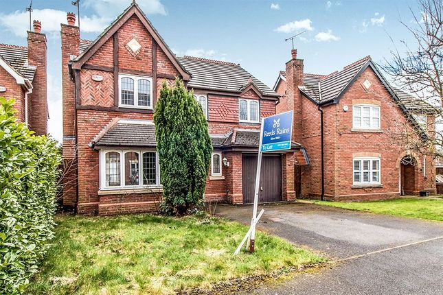Thumbnail Detached house to rent in Ruskin Drive, Sale