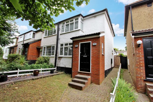 Thumbnail End terrace house for sale in Sunnyhill Road, Boxmoor, Hertfordshire