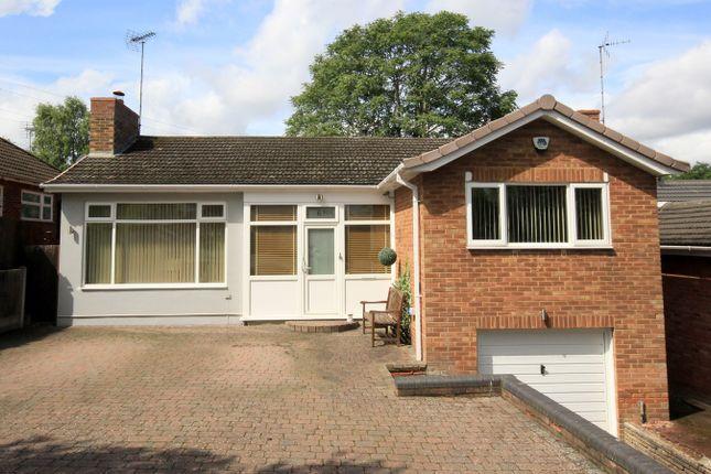 Thumbnail Detached bungalow for sale in Chalton Heights, Chalton