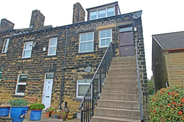 Thumbnail Flat to rent in Station Road, Shepley, Huddersfield