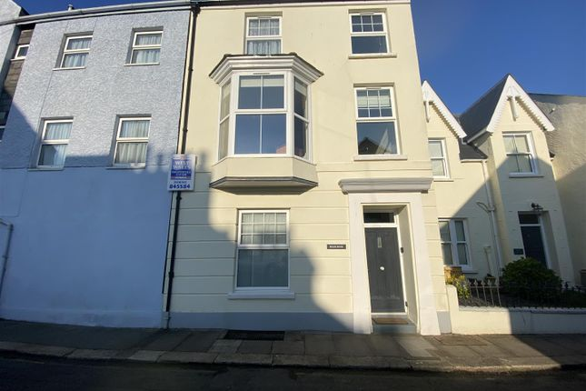 4 bed terraced house for sale in Culver Park, Tenby SA70