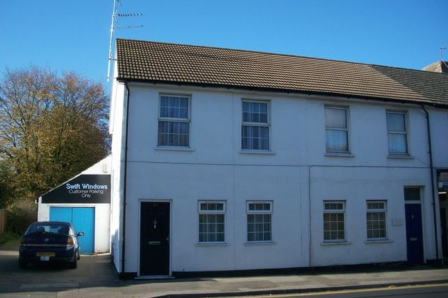 Thumbnail Flat to rent in High Street, Caterham