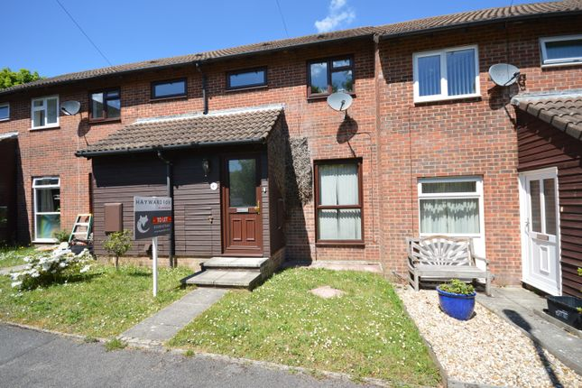 2 bed terraced house to rent in Bankview, Lymington, Hampshire, S041 SO41