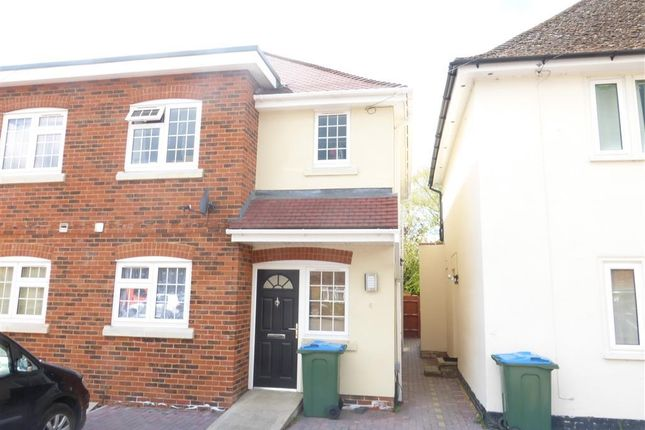 Thumbnail Property to rent in Old Stoke Road, Aylesbury