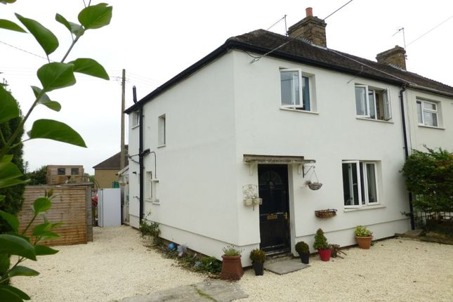 Thumbnail Terraced house for sale in Main Street, South Littleton, Evesham