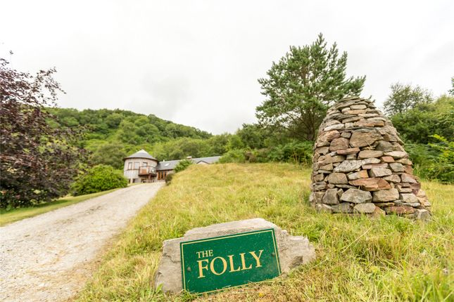 Thumbnail Detached house for sale in Lot 2 - The Folly, Ardslingnish, Acharacle
