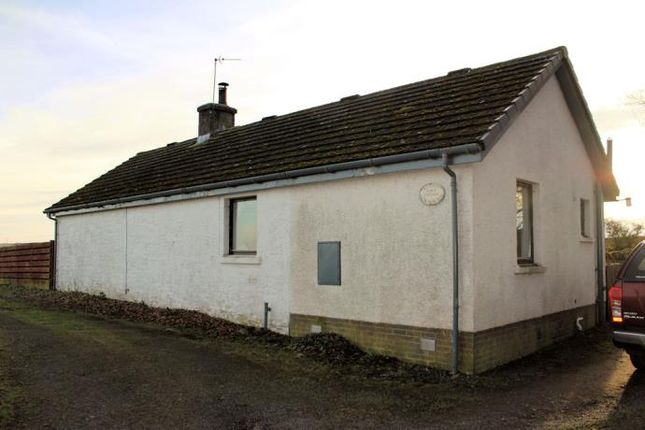 Thumbnail Detached house to rent in Farm Cottage, Keirton, Angus