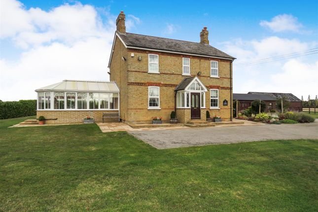 Thumbnail Detached house to rent in Lower Goodwick Farm, Begwary, Bedford