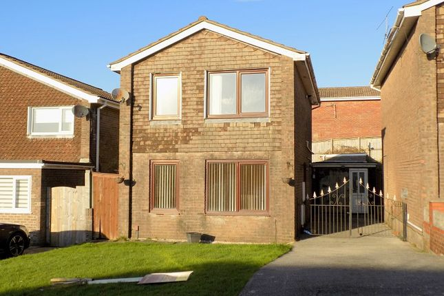 Detached house for sale in Hornbeam Close, Cimla, Neath, Neath Port Talbot.