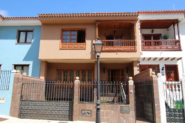 5 bed town house for sale in La Orotava, Tenerife, Spain