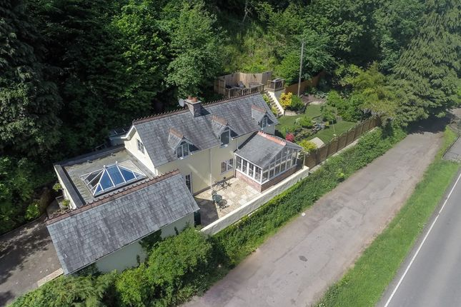 Thumbnail Detached house for sale in Nurtons Cottage, Tintern, Chepstow