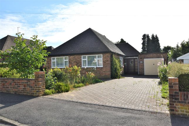 Thumbnail Bungalow for sale in Orchard Way, Kemsing, Sevenoaks, Kent
