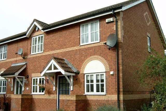 Thumbnail Property to rent in Fir Tree Close, Redditch