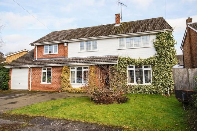 4 bed detached house for sale in Honorwood Close, Prestwood, Great Missenden