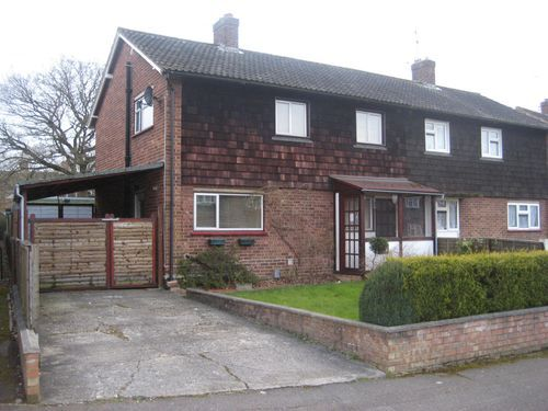 Thumbnail Semi-detached house to rent in Cabell Road, Cabell Road