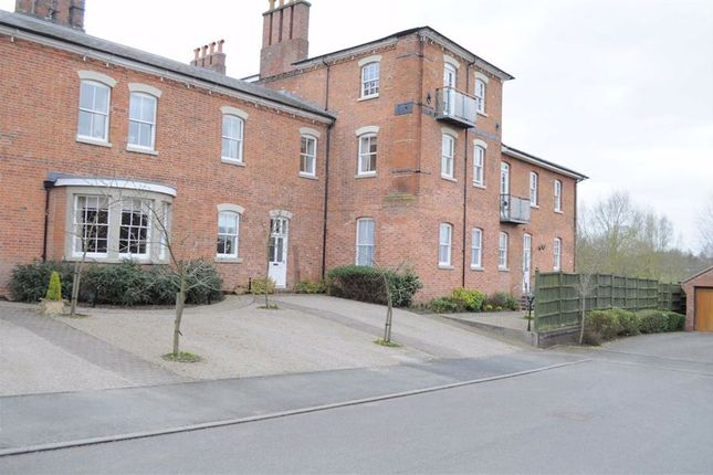 Thumbnail Flat to rent in Trent Court, Stafford Road, Stone