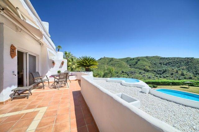 View And Terrace of Spain, Málaga, Benahavís, La Quinta Golf