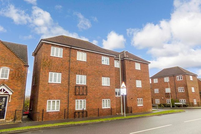 Thumbnail Flat for sale in Church Bell Sound, Cefn Glas, Bridgend .