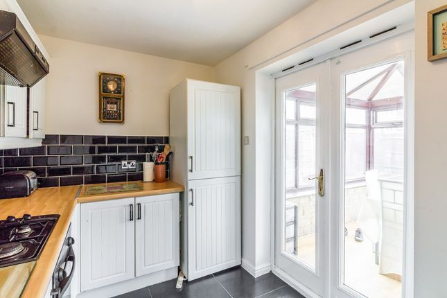 Thumbnail Semi-detached house for sale in Oakes Close, Alfreton, Derbyshire