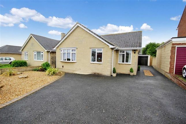 Thumbnail Detached bungalow for sale in Egerton Close, Nythe, Swindon