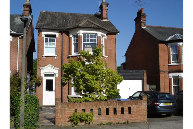 Thumbnail Detached house for sale in Corder Road, Ipswich