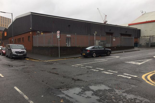 Thumbnail Industrial to let in 67 North Wallace Street, Glasgow
