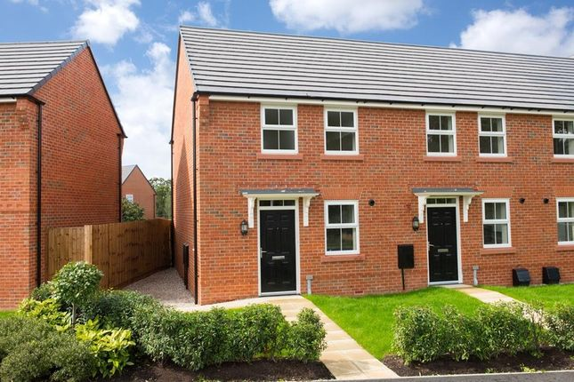 """Thumbnail End terrace house for sale in """"Winton"""" at Lightfoot Lane, Fulwood, Preston"""