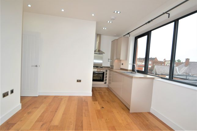 Thumbnail Flat to rent in High Street, Ruislip