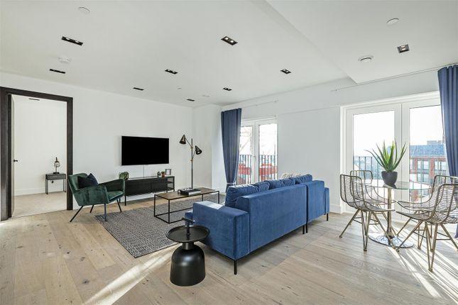 Thumbnail Flat to rent in Keybridge Tower, 80 Miles Street, Nine Elms
