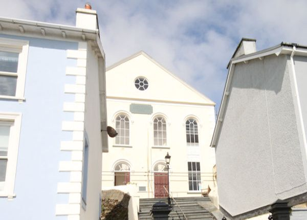 Thumbnail Flat for sale in Seaview Terrace, Aberdovey