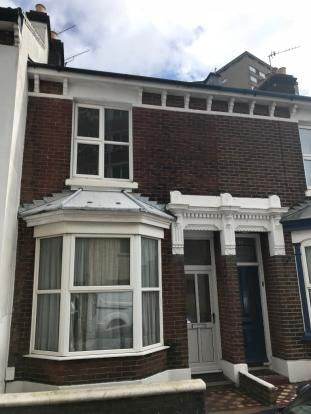 Thumbnail Terraced house to rent in Victory Road, Portsmouth