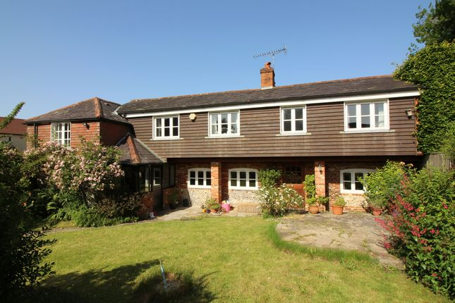 Thumbnail 4 bed cottage for sale in Cheriton, Alresford