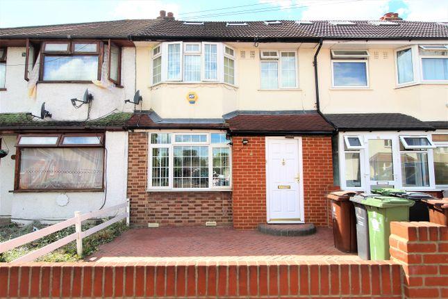 Thumbnail Terraced house for sale in Charlotte Road, Dagenham